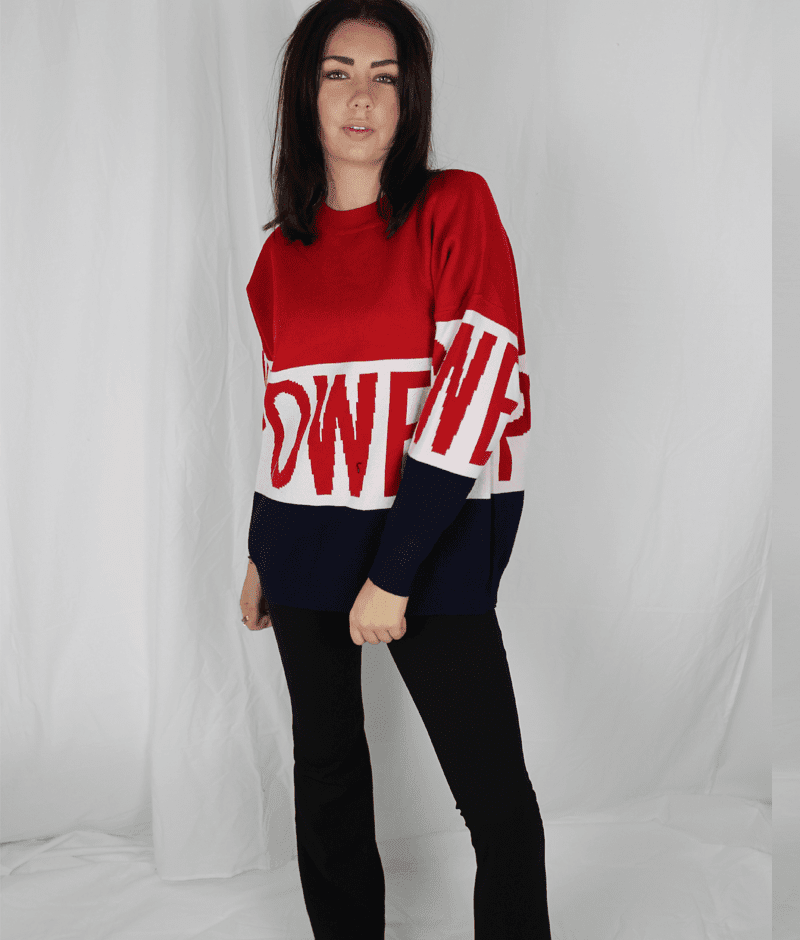 power_girl_sweater_red_stlush
